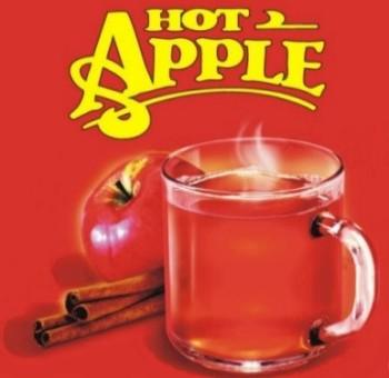 Canadian Hot Apple Drink